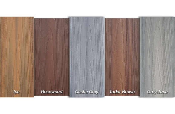 Composite Decks Colors Galore St Louis Decks