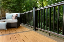 Earthwood Evolutions Decking, photo by TimberTech