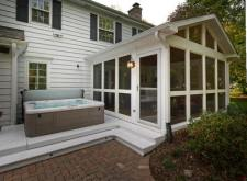 Screened Porches, Spa Decks, by Archadeck