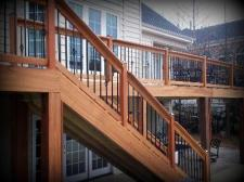 Tigerwood Decks, St. Louis Mo, by Archadeck