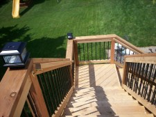 Custom Cedar Decks by Archadeck, St. Louis Mo