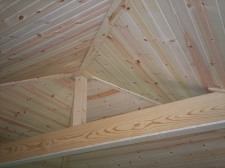 Deck with Ceiling Finish by Archadeck, St. Louis, Eureka area