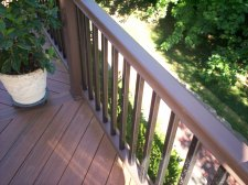 PVC Decking, Vinyl Decking, St. Louis Mo by Archadeck