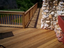 St. Louis Cedar Decks by Archadeck in West County