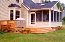 Decks, Screened in Porches by Archadeck