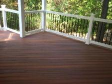 Capped Composite Decking, by Archadeck, St. Louis West County