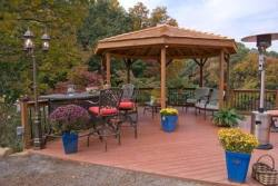 Gazebo and Deck, Archadeck