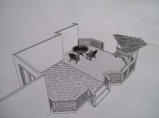 Deck and Pergola Design Plan in St. Louis