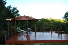 Deck, Gazebo and Balustrade by Archadeck