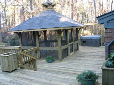 Chesterfield County Building Codes For Decks
