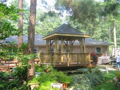 gazebos st louis decks screened porches pergolas by