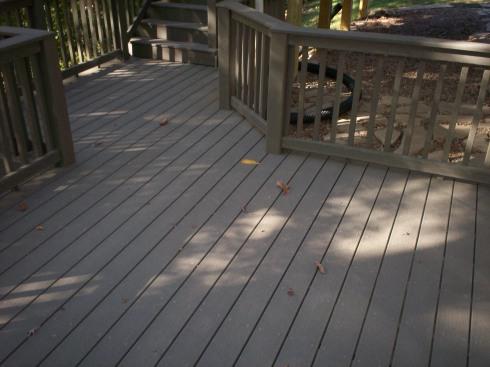 EverGrain Composite Deck in Chesterfield, Mo