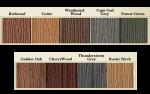 EverGrain Composite Decking Colors