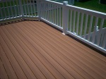 EverGrain Vibrance Golden Oak Decking in Fenton, St. Louis County