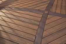 Trex Transcend - Deck Floor Design.  Photo by Trex