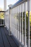 Trex White Railing, Photo by Trex