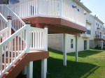 Deck Safety in St. Louis and St. Charles. Structure, Posts, Beams, Stairs, Lights, Railing, Connections