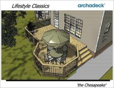 Decks in St. Louis and St. Charles by Archadeck - Lifestyle Classics, Chesapeake