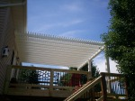 Elevated Deck with Pergola in St. Louis and St. Charles area