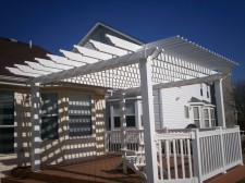 Decks with Pergolas, Archadeck, St. Louis Mo