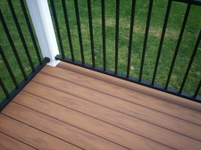 St. Charles Decks, Low Maintenance by Archadeck