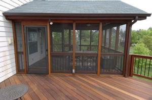 Decks with Screened Porches by Archadeck