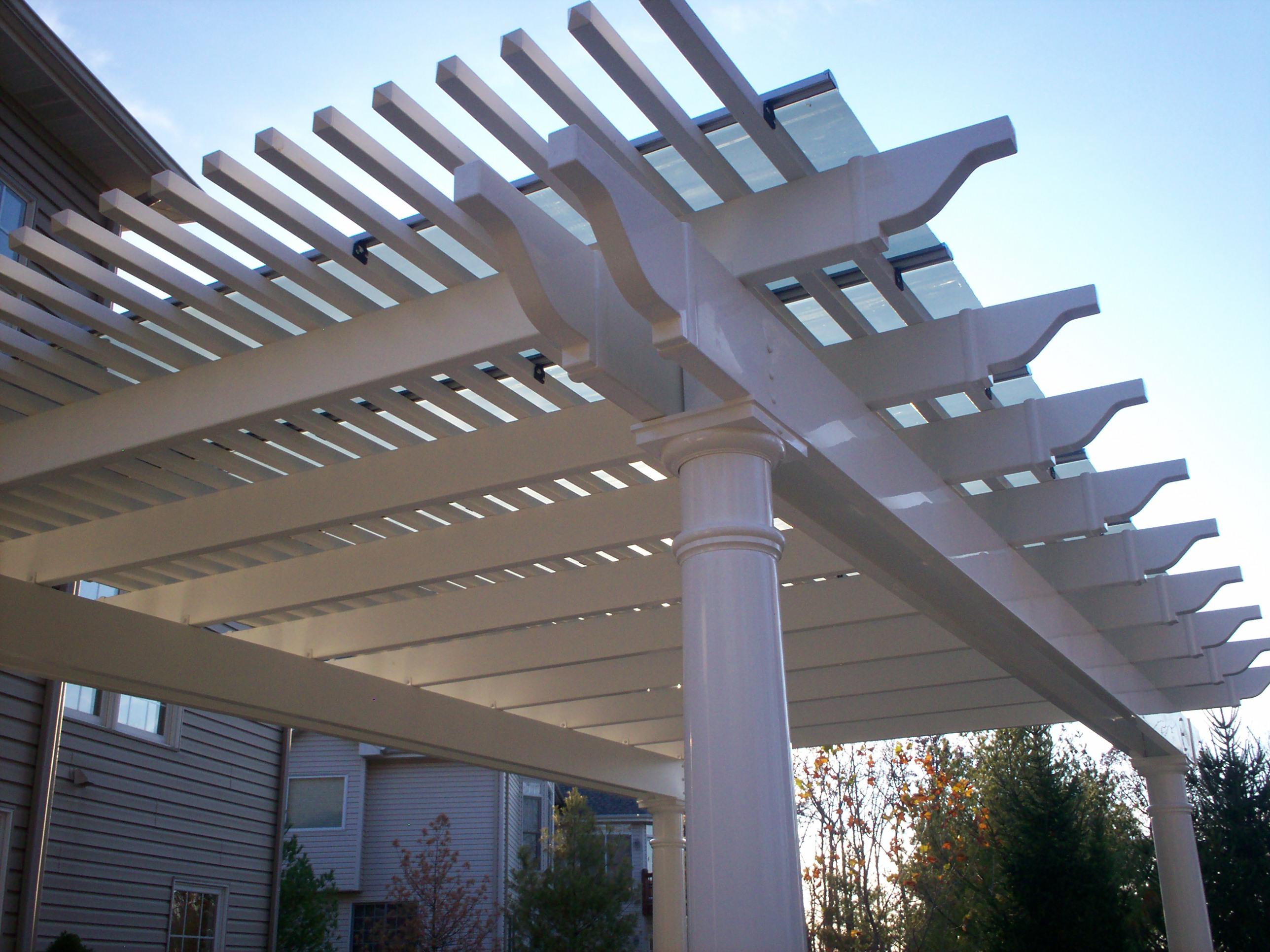Pergola Designs For Your St Louis Home St Louis Decks