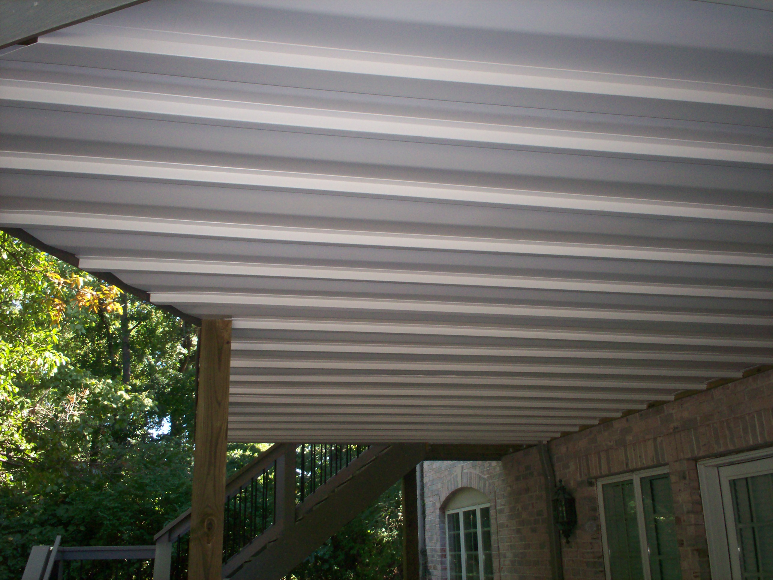 st louis deck contractor under deck ceilings and under deck