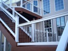 Archadeck St. Louis, Decks, Two Story Design