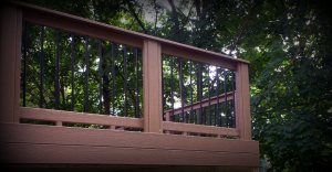 Composite Deck, Chesterfield Mo, St. Louis, Archadeck