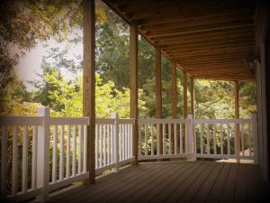 Covered Decks in St. Louis and St. Charles area by Archadeck