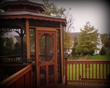 St. Louis Decks and Gazebos by Archadeck with Accessories