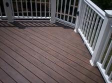 St. Louis Decks, TimberTech Evolutions, Radiance Railing