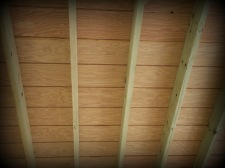 Screened Porch Ceiling Finish by Archadeck - St. Louis, Chesterfield area