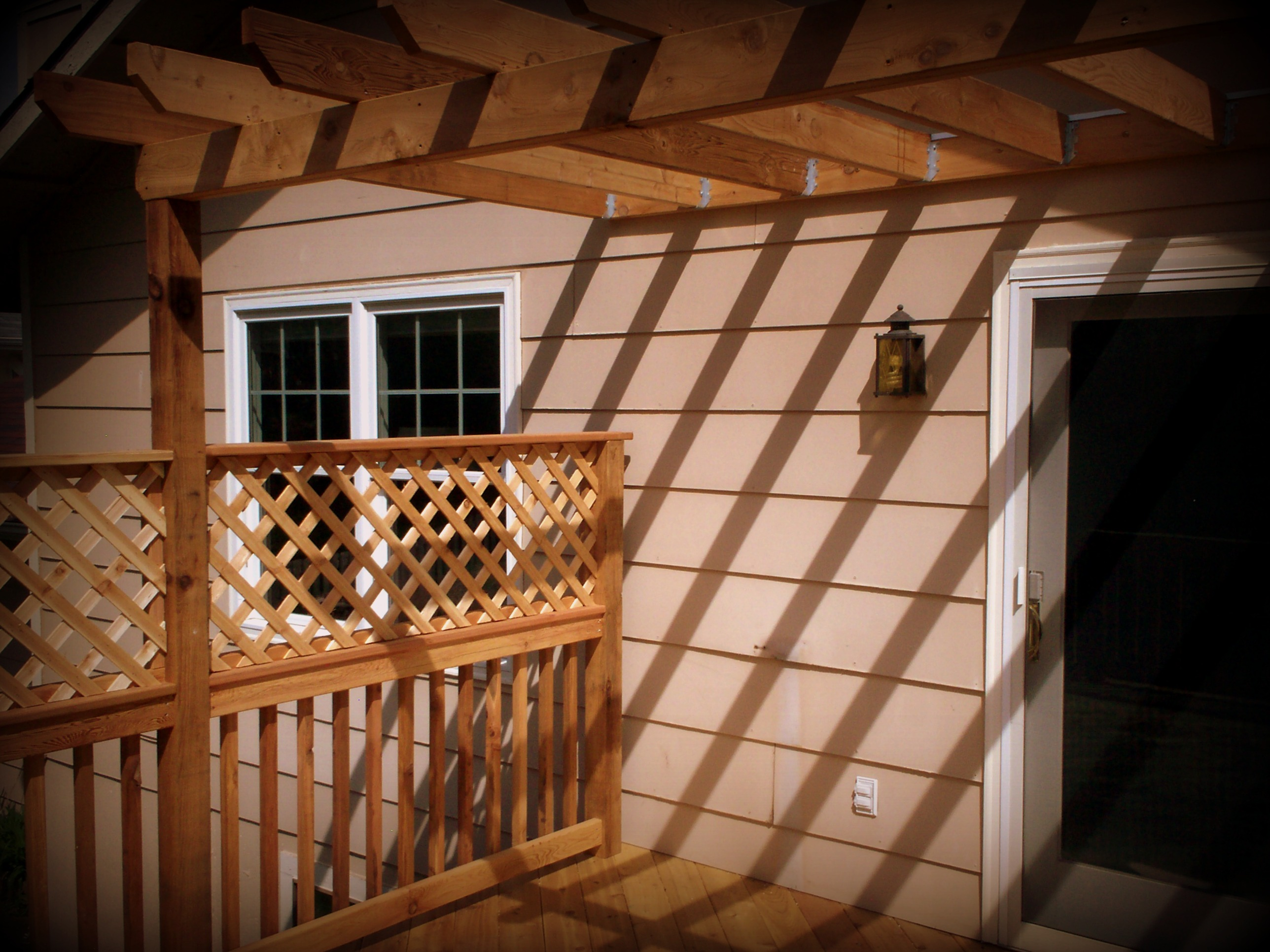 Deck And Porch Designs With Privacy St Louis Decks