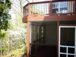 Decks with Screened Porches by Archadeck in St. Louis - Wildwood area