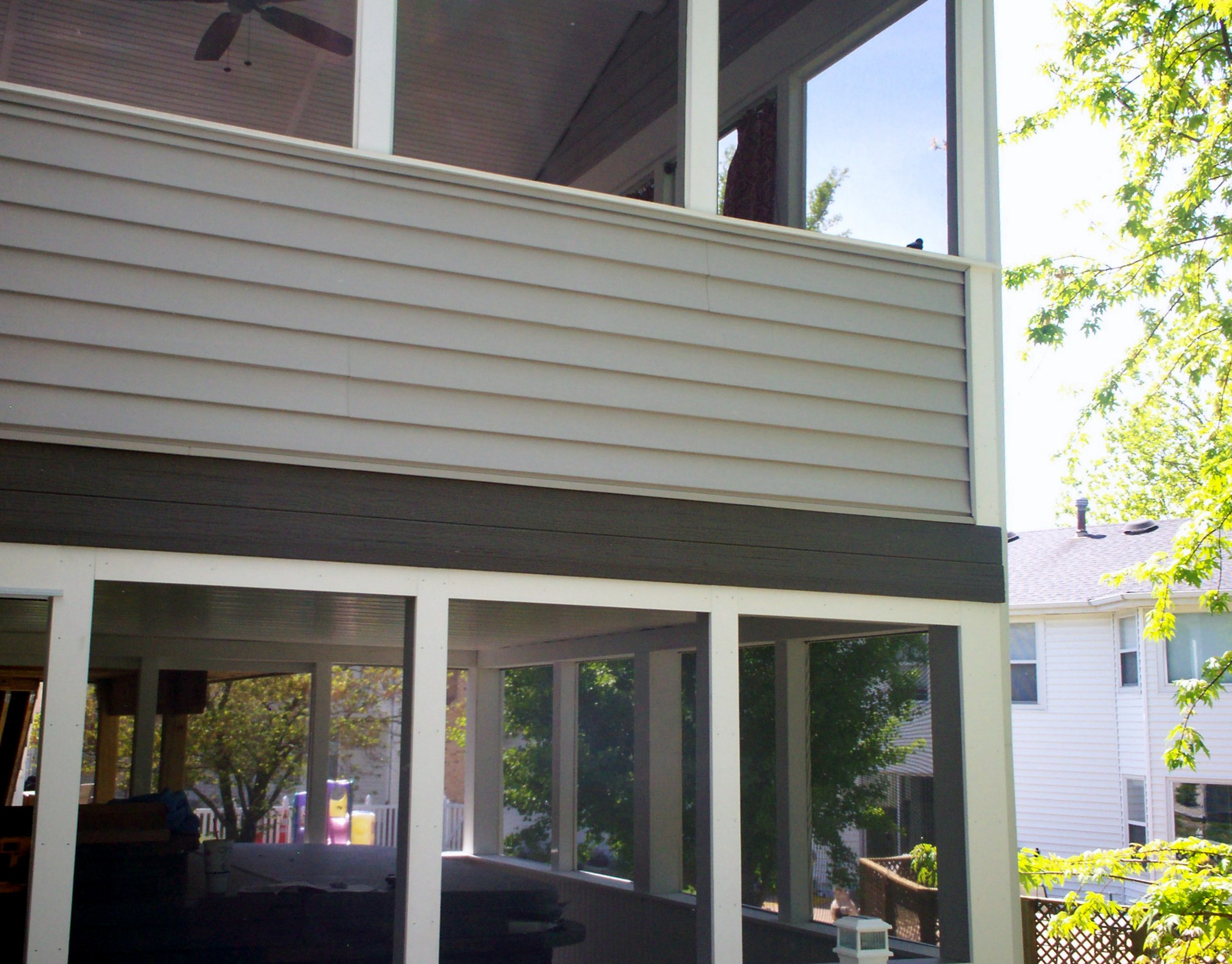 Add value to your home with outdoor living spaces st for A perfect image salon chesterfield mo