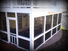 St. Louis Outdoor Living Spaces by Archadeck - Deck with Patio Enclosure