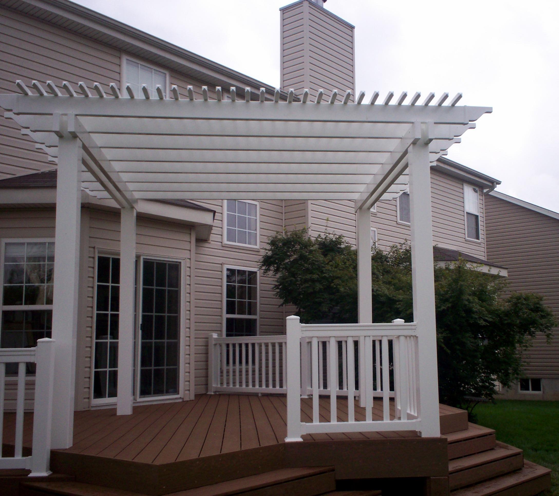 Pergola Ideas On Deck: St. Louis Decks, Screened Porches