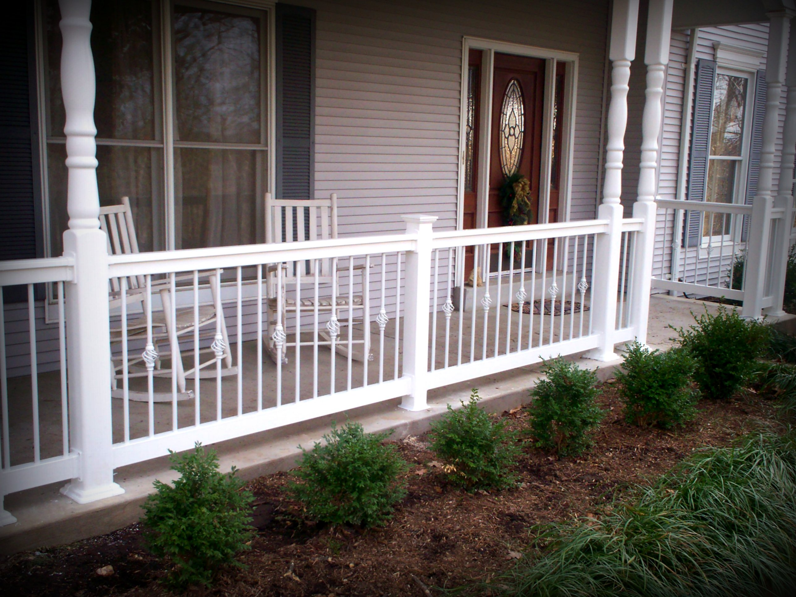 October 2012 st louis decks screened porches for Screened in front porch