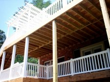 Two Story Decks, Chesterfield Mo, Archadeck