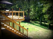 Decks in Greater St. Louis, Collinsville, Illinois by Archadeck