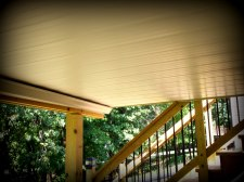 Underdecking for Elevated Decks, Greater St. Louis, by Archadeck
