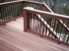 TimberTech Composite Decking in St. Louis, Ballwin area - Project by Archadeck