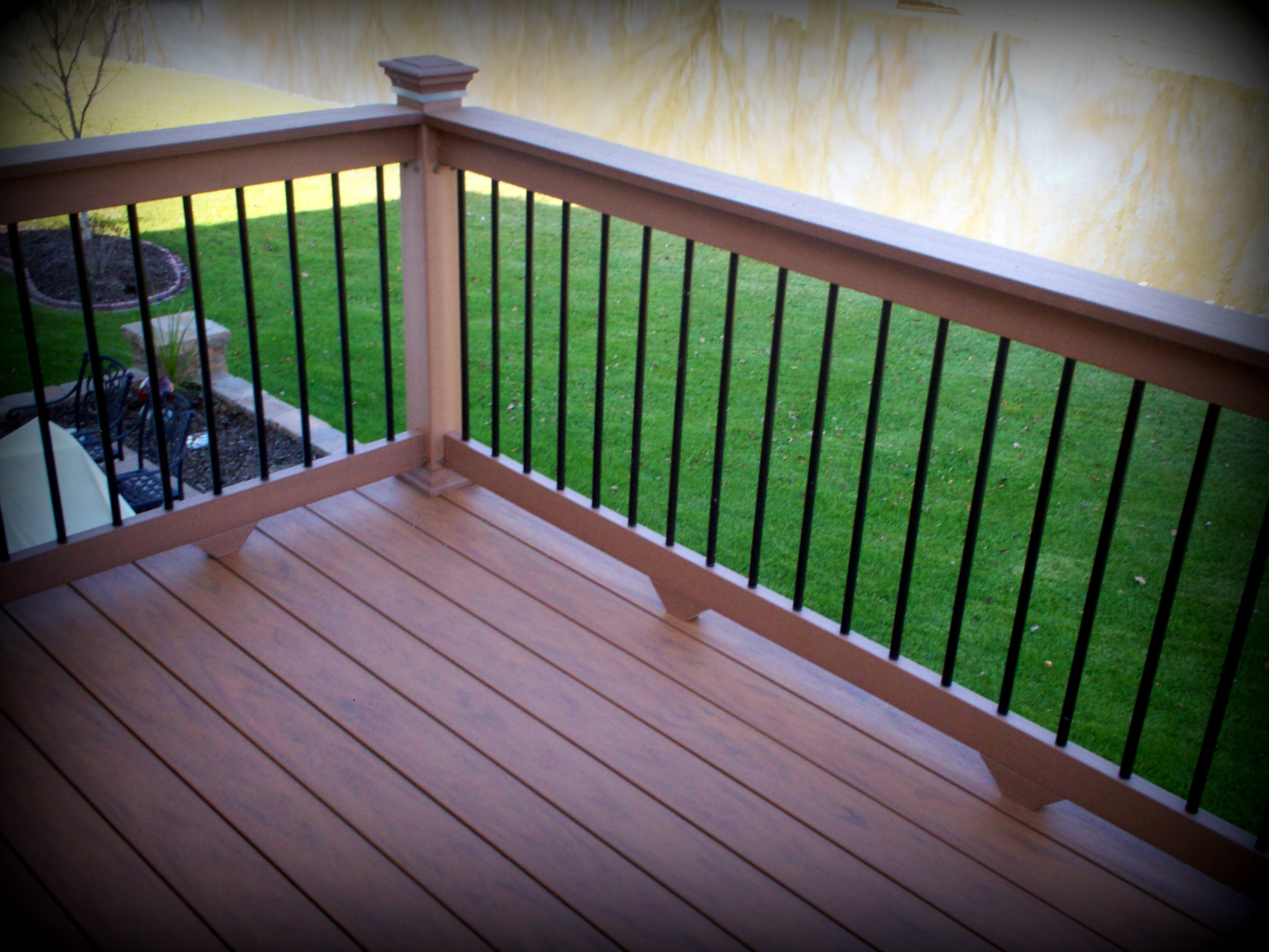 Composite Vinyl Decks St Louis Decks Screened