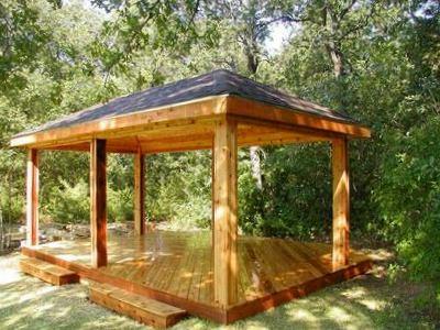 pavilion plans backyard - PDF Pavilion Plans Backyard DIY Free Plans Download Woodworkers