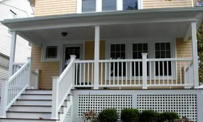 Porch Design Ideas Material Color Shape Size St