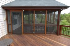 Screened in Decks, Designed and Built by Archadeck