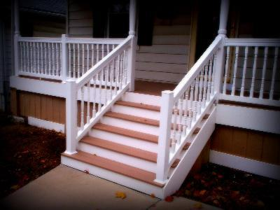St Louis Mo Azek Deck And Porch Designs St Louis