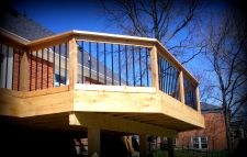 Cedar Deck by Archadeck, Chesterfield - St. Louis West County